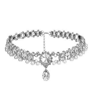 Jewelry - Rhinestone Diamond Choker | Costume Necklace